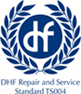 DHF Repair and Service Standard TS004
