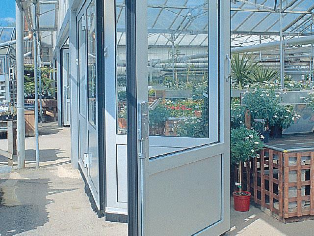 Industrial Bifold Doors : Industrial folding doors