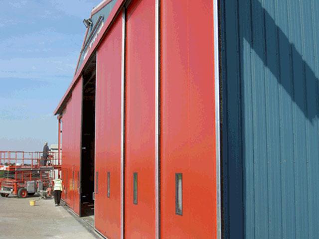 Industrial Sliding Doors