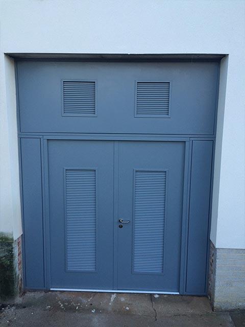 Security Doors - Steel doors that protect your property