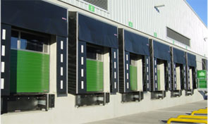 Warehousing Doors
