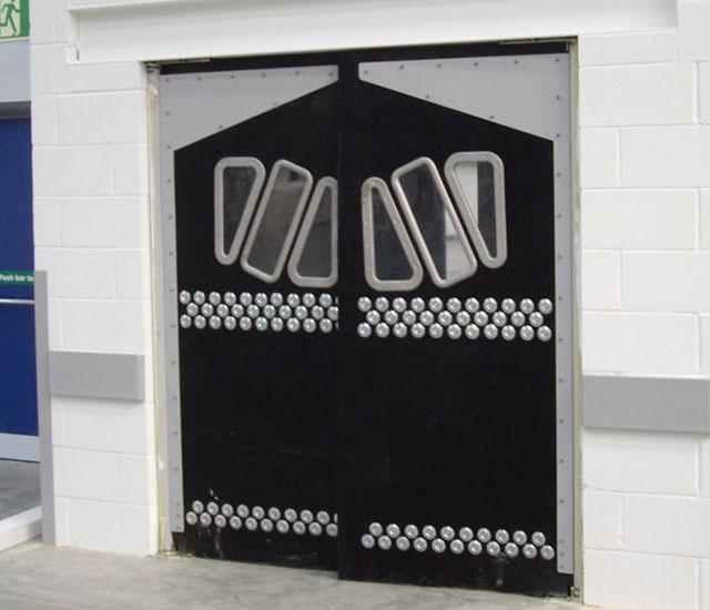 ... Warehousing Crash Doors ... & Warehouse Crash Doors