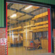 Warehousing PVC Strip Curtains