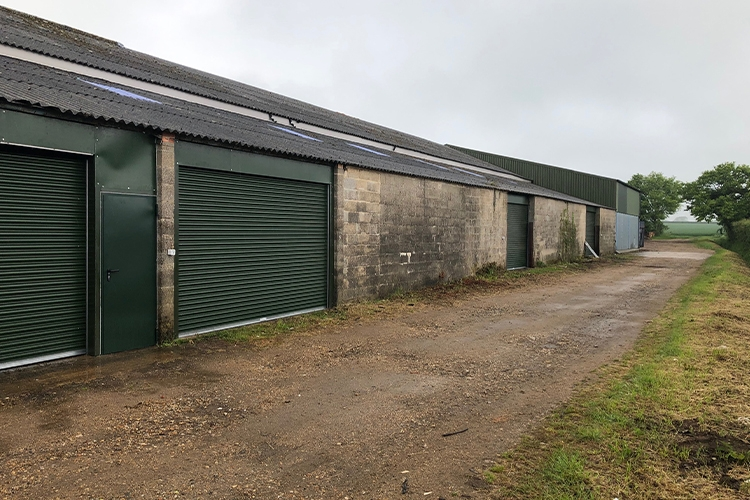 Industrial Barn Conversion in Dereham Norfolk