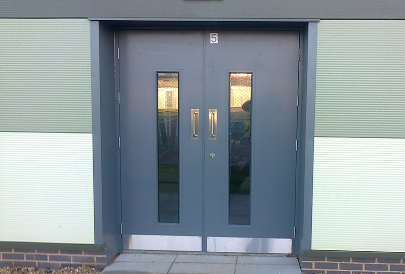 Steel Security Doors: Providing the Right Door for Your ...