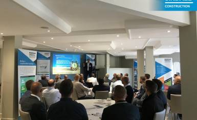 morgan sindall supply chain event