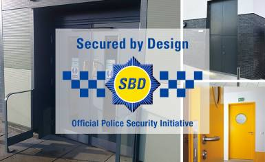 Secured by Design Security Doors