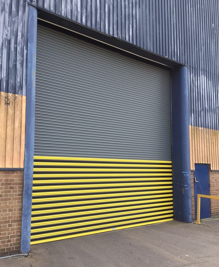 Titan Roller Shutter Doors made and installed in Norfolk